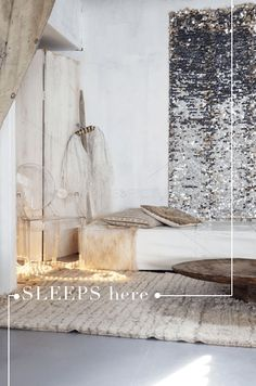 I think of sequins and silver when I think of the new...  Read more »
