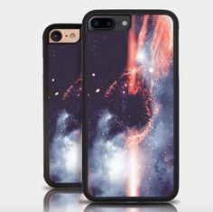 Iphone 7 Plus Case, Iphone 7 Case, Nebula, Stars, marble, Bigbang,
