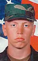 Army Spc. William R. Sturges Jr.  Died January 24, 2004 Serving During Operation Iraqi Freedom  24, of Spring Church, Pa.; assigned to Company B, 1st Squadron, 9th Cavalry, Fort Hood Texas; attached to Task Force All American; killed Jan. 24 when a vehicle-based improvised explosive device detonated in Khalidiyah, Iraq.