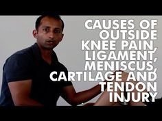 Causes of Outside Knee Pain, Ligament, Meniscus, Cartilage and Tendon Injury: In this video I am going to answer a common question: what causes outside #kneepain? I am going to discuss the reasons for outside knee pain and what structures can be causing pain on the outside of the #knee.