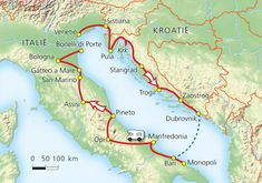 Informations About Camperreis door Italië en Kroatië Camping Europe, Camping Life, Italy Travel, Travel Usa, Holiday Destinations, Travel Destinations, Vw California T6, Travel For A Year, Places To Travel