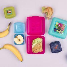 Zdravé školské desiaty budú chutiť ešte lepšie v takýchto krásnych obaloch na jedlo. Nintendo Consoles, Ale, Food, Ales, Meals, Yemek, Eten