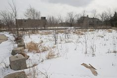 A micro-farm is being planned for this 1.5-acre vacant lot in the 2000 block of N. 30th St. The site, formerly used for manufacturing, is undergoing an environmental cleanup.