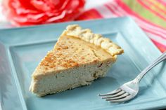 Ricotta pie is a classic Italian dessert that is served at holidays dinner, especially Christmas. This recipe tastes like a cannoli in pie form. Holiday Desserts, Holiday Baking, Just Desserts, Italian Desserts, Christmas Sweets, Italian Dishes, Italian Recipes, Pie Recipes, Dessert Recipes