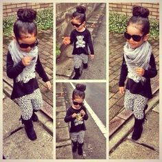 Lil girl outfit