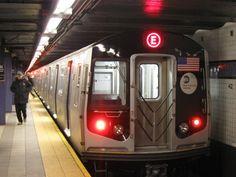 métro_NYC plan