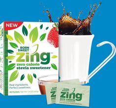 Saving 4 A Sunny Day: Free Zing Sample And Coupon