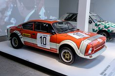 A special powerful rallye car, first of the succesful RS line. Only two cars made, top speed 250 km/h. Car Makes, Rally Car, Le Mans, Old Cars, Cars And Motorcycles, Race Cars, Porsche, Classic Cars, Garage