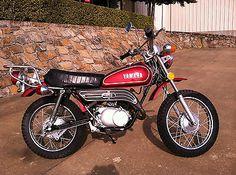 1973 Yamaha GT80