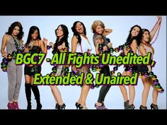 BGC7 - All Fights ( UNEDITED ) - YouTube