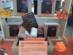 Start your raw chocolate adventure with our Healthy Raw Chocolate Making Kit