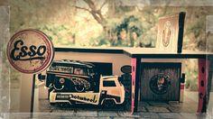 Hot Wheels Kool Kombi + Volkswagen T2 Pickup (Video no Link)