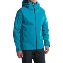 Jack Wolfskin Sonic Vent STORMLOCK ®Jacket (For Men) in Dark Turquoise - Closeouts