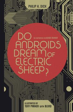 "What's to Love: If you loved the 1982 Ridley Scott film ""Blade Runner"", chances are you know it's based on Philip K. Dick's novel ""Do Androids Dream of Electric Sheep? Blade Runner 2049, Film Blade Runner, Classic Sci Fi, Classic Books, K Dick, Book Cover Art, Book Covers, Electric Sheep, Sci Fi Books"