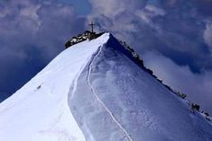 7 spektakuläre Hochtouren in den Alpen – TRAVELBOOK Outdoor Gear, Mount Everest, Tent, Nature, Travel, Mountain, Mountain Climbing, Climbing, Mountains