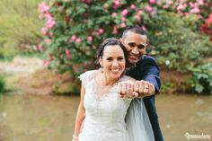 Samantha and Geo's Spring Garden Wedding in Wollongong