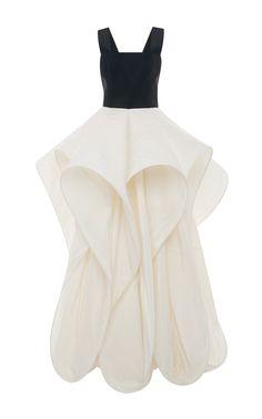 Foxglove Gown  - Rosie Assoulin Resort 2016 - Preorder now on Moda Operandi