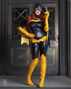 "cosplayandgeekstuff: "" Holly Brooke (USA) as Batgirl. Batgirl Cosplay, Dc Cosplay, Batman And Batgirl, Superhero Cosplay, Marvel Cosplay, Best Cosplay, Cosplay Girls, Cosplay Costumes, Superman"