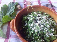 Spatzli alle foglie di zucchina o agli spinaci