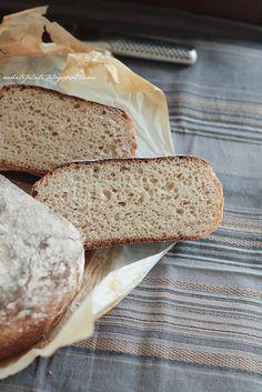 Pracownia Wypieków: Chleb gryczano-pszenny z żeliwnego garnka