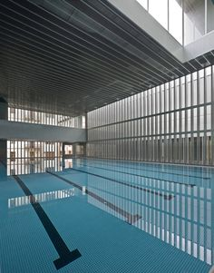 Centro Hidtrotermal Aquavox, Pamplona/ Otxotorena