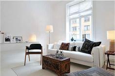 http://apartmentsilike.wordpress.com  White-House-Interior-Design-Pictures-Frame