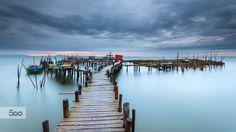 Carrasqueira Pier - Alcácer do Sal - Portugal