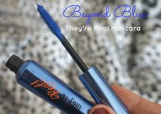 new benefit cosmetics beyond blue mascara they're real