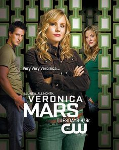 Miss :( // Veronica Mars   TV series high school girl daughter of a detective
