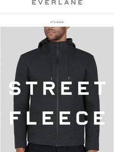 Street Fleece Returns - Everlane