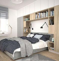 19 Trendy Bedroom Ideas For Small Rooms For Adults Cupboards Small Bedroom Storage, Small Room Bedroom, Trendy Bedroom, Small Rooms, Bedroom Sets, Bedrooms, Master Bedroom, Bedroom Wardrobe, Interior Design Living Room