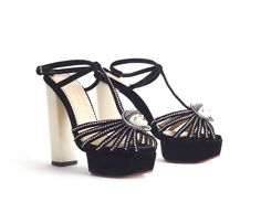 Charlotte Olympia shoes, wow!
