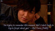 Choi Young ~ Faith