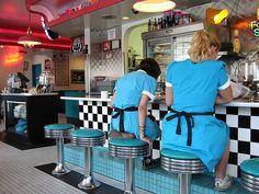 Route 66 Diner, Albuquerque, New Mexico