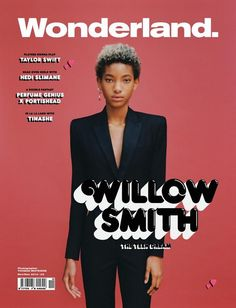 Willow Smith featured in  Wonderland  Magazine s Nov Dec 2014 issue.  Wonderland London 0dcb699ca2de