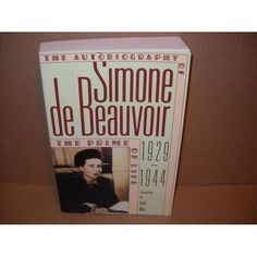 The prime of life: The autobiography of Simone de Beauvoir: Simone de Beauvoir: 9781557785220: Amazon.com: Books