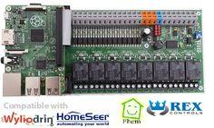 UniPi Smart Home Erweiterung
