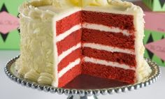 Are you tired of the usual chocolate cake for dessert or teatime? Do you want to try something new to bake and add some variation in your usual snack food item Cake Recipes, Snack Recipes, Snacks, Velvet Cake, Red Velvet, Food Cakes, Vanilla Cake, Chocolate Cake, Tea Time