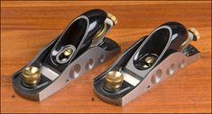 Veritas® Standard and Low-Angle Block Planes - Woodworking