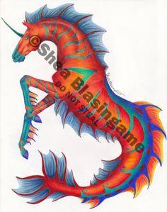 Tropical+Hippocampus+II+by+bsbhorsegirl.deviantart.com+on+@DeviantArt