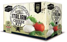 Italian Cheese Kit