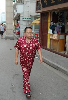 Can you ban people from going out in pyjamas? | The Observers