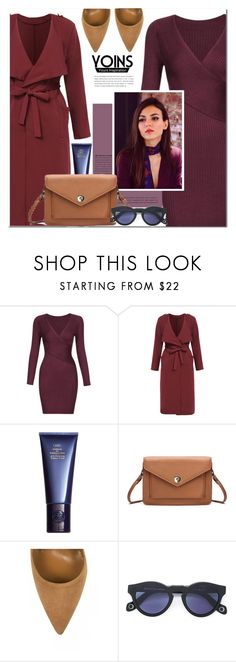 """WIN $30 YOINS COUPON!"" by pankh ❤ liked on Polyvore featuring Space NK, Dee Keller, Monocle, yoins and loveyoins"