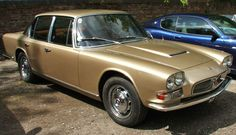 Maserati_Quattroporte.(1963-1966) Maintenance/restoration of old/vintage vehicles: the material for new cogs/casters/gears/pads could be cast polyamide which I (Cast polyamide) can produce. My contact: tatjana.alic@windowslive.com