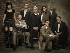 Carrie James murray | Pauley Perrette, Michael Weatherly, Sean Murray, Mark Harmon, Cote de ...