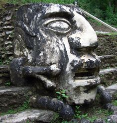 Mayan architecture in #belize