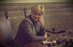 """Il neo ministro Federica Guidi: """"Mai stata a cena ad Arcore""""  http://tuttacronaca.wordpress.com/2014/02/24/il-neo-ministro-federica-guidi-mai-stata-a-cena-ad-arcore/"""