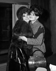 *m. Natalie Wood and her sister Lana
