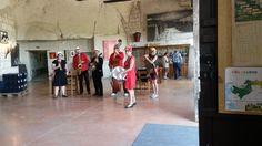 Caves en folie 2014 - Groupe Déambul' du Jazz club de Blois