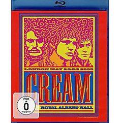 Cream Live At The Royal Albert Hall London 2005 Blu-ray Region 2 New